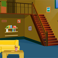 Play simple home escape at for Minimalist house escape 2