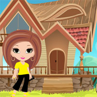 Free online flash games - G4K Cute Girl Rescue 3
