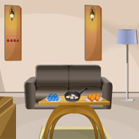 Free online flash games - Modern Guest House Escape game - WowEscape
