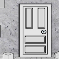 Free online flash games - G2J Escape From Old Black And White Avenue House