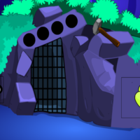 Free online html5 games - G2M Stone Forest Escape game