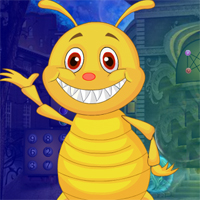 Free online flash games - Games4King Cartoon Flea Escape game - WowEscape