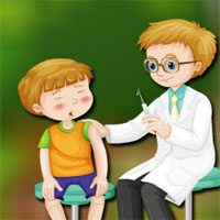 Free online flash games - Avm Doctor With Patient Escape game - WowEscape