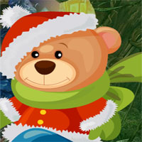 G4k Christmas Teddy Bear Escape