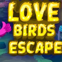 Free online flash games - Games4Escape Love Birds Escape game - WowEscape