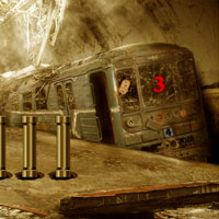 Abandoned Metro Station Escape Games2rule