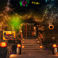 Free online flash games - Top10NewGames Find The Halloween Cake