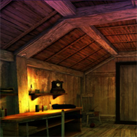Free online flash games - G4K Witch House Escape Game game - WowEscape