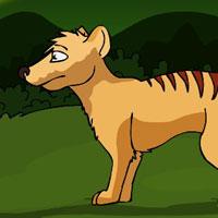 Free online html5 escape games - G2J Tasmanian Tiger Escape