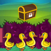 Free online html5 games - G2M Duck Land Escape game