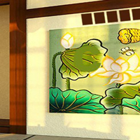 Free online html5 escape games - Japanese House