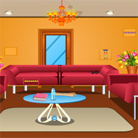 Free online flash games - Condo Garden Escape