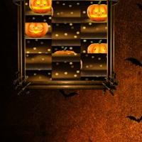 Free online flash games - Amgel Halloween Room Escape 11