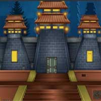 Missile In Shaolin Temple Escape EnaGames