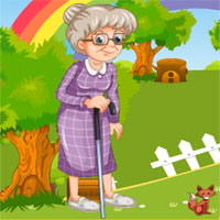 Avm Escape Forest Grandma