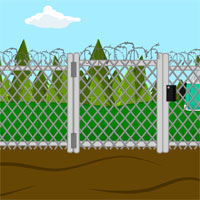 Free online flash games - Mousecity Motor Cross Escape game - WowEscape