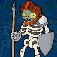 Free online flash games - G2J Zombie Warrior Escape