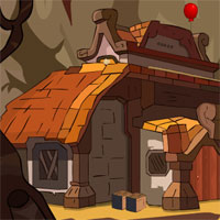 Free online flash games - GFG Dwarf House Rescue
