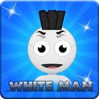Free online flash games - Games2Jolly White Man Rescue Escape