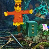 G4K Skeleton Cave Escape
