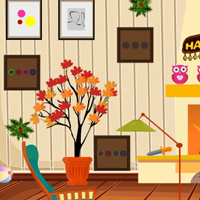 Free online html5 games - G4E Christmas Happy Room Escape game