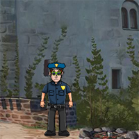 Free online flash games - Games2Jolly Find The Officers Wallet game - WowEscape