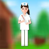 Free online flash games - AVMGames Nurse Escape game - WowEscape