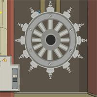 Free online flash games - GenieFunGames Underground Machine Escape game - WowEscape