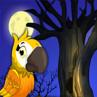 Free online flash games - Games4Escape Lovely Bird Rescue