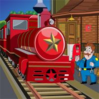 Free online flash games - Gelbold Flying Scotsman Locomotive game - WowEscape
