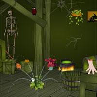Free online flash games - Great Halloween Room Escape TollFreeGames