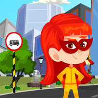Superhero Kid Rescue 2 Ga…