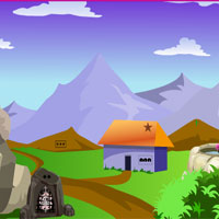 Free online html5 games - GamesZone15 Cow Escape game