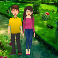 Free online flash games - Games2rule GirlFriend Surprise Gift game - WowEscape