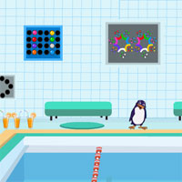 Free online flash games - Swimming Pool Escape game - WowEscape