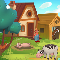 Free online flash games - Old Macdonald Farm Adventure game - WowEscape