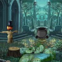 Free online flash games - Duck Witch Escape 8bGames