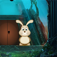 Free online flash games - G4K Easter Bunny Rescue  game - WowEscape