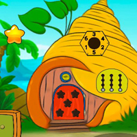 Free online html5 games - G2J Tree House King Escape game