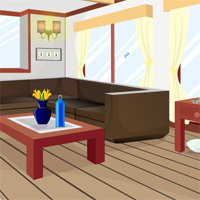 Free online flash games -  EightGames Trendy Kitchen House Escape