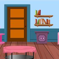Free online flash games - Cerulean Blue House Escape game - WowEscape