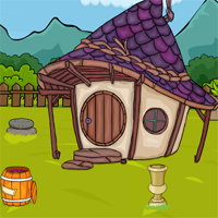 Free online flash games - Charming Young Girl Rescue