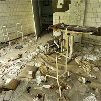 Free online flash games - Pripyat Hospital Escape