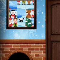 Free online flash games - Amgel Winter Room Escape