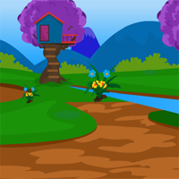 Free online flash games - Yellow Duck Rescue