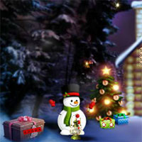 Free online flash games - Christmas Find The Santa Claus game - WowEscape