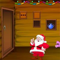Free online flash games - Games4Escape Christmas Happy Celebration Escape