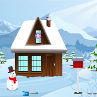 Free online flash games - Small Boy Xmas Gift Escape