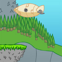 Free online flash games - Escape from Rhetundo Island