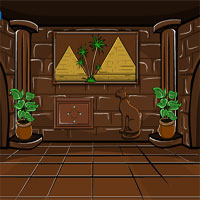 Free online flash games - Escape Egypt Museum